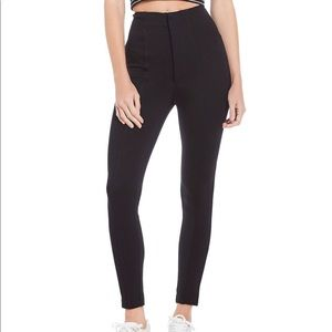 Free People high waist skinny pants